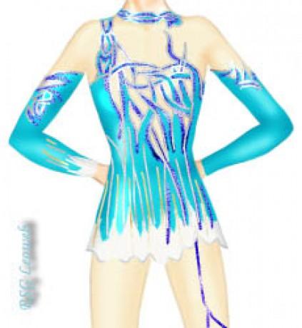 Moderní gymnastika - Fotoalbum - Dresy - Dresy - dres43.jpg